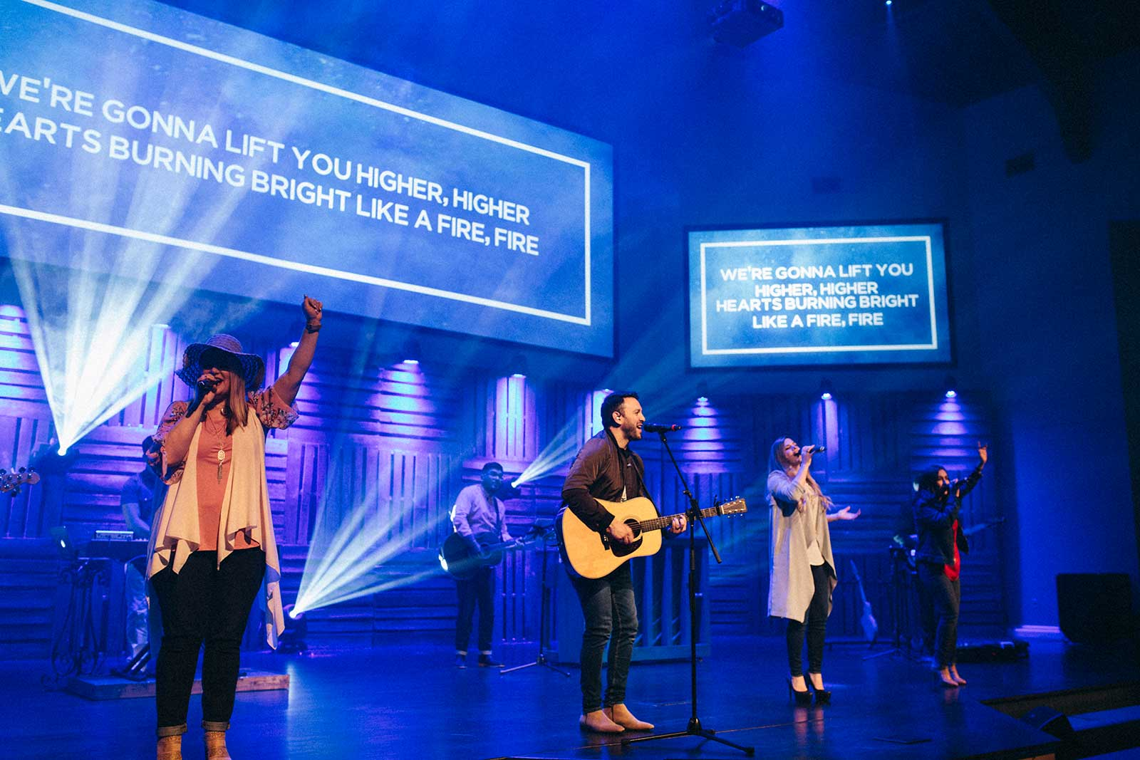 Ministries at Celebration Church in The Woodlands, TX
