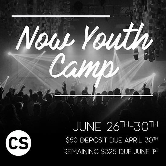 NOW Youth Camp