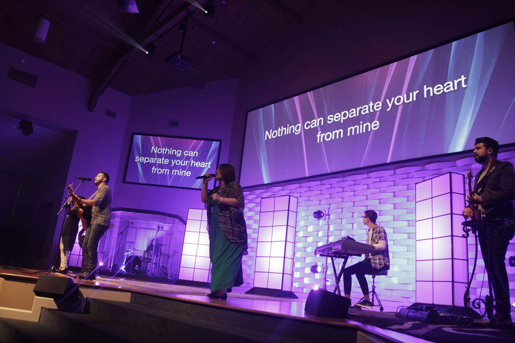 Celebration Church in The Woodlands, TX