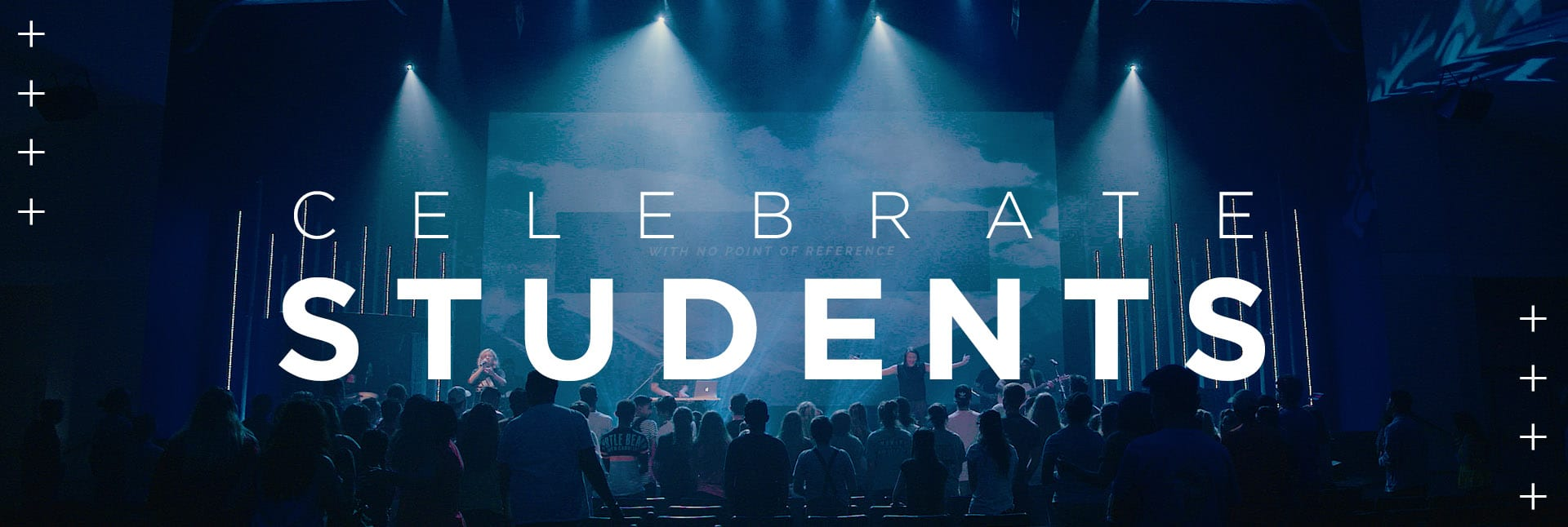 Celebrate Students Banner