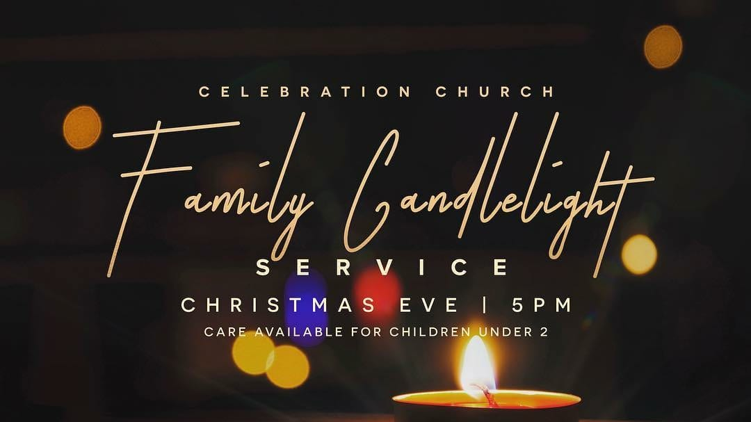Family Candlelight Service Christmas Eve