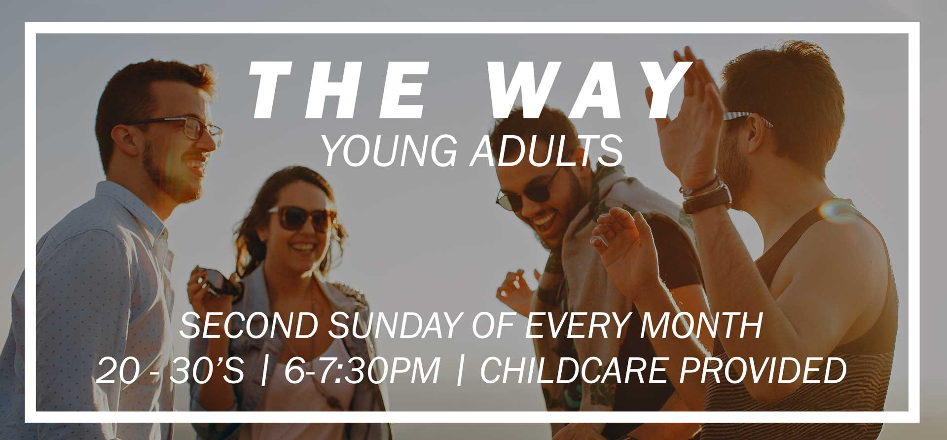 The Way - Young Adults