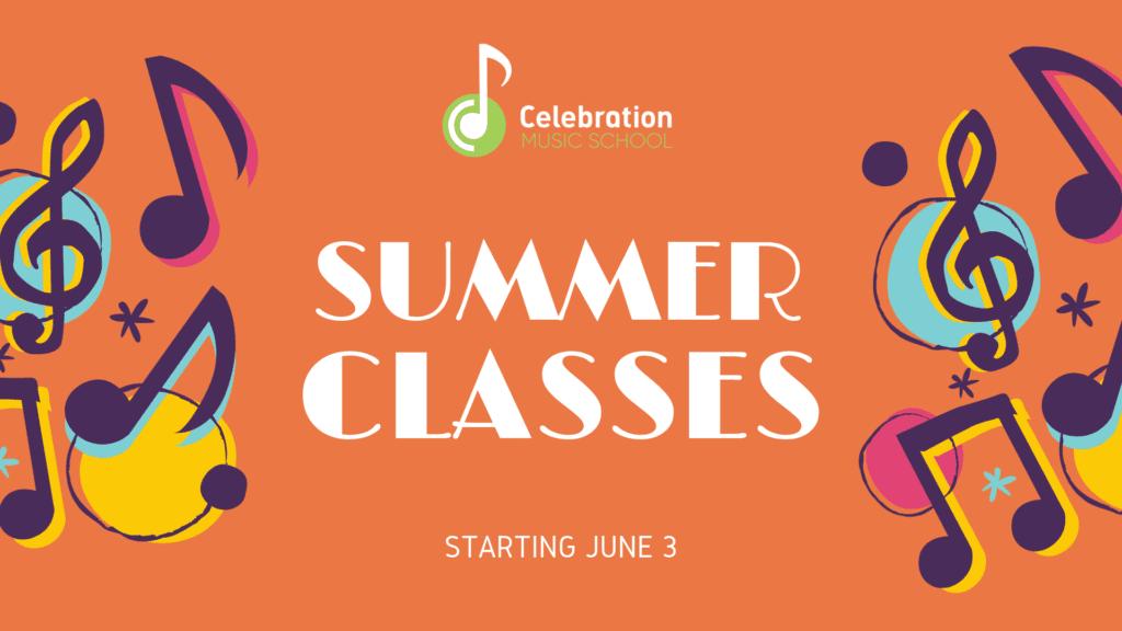 Music School Summer Classes