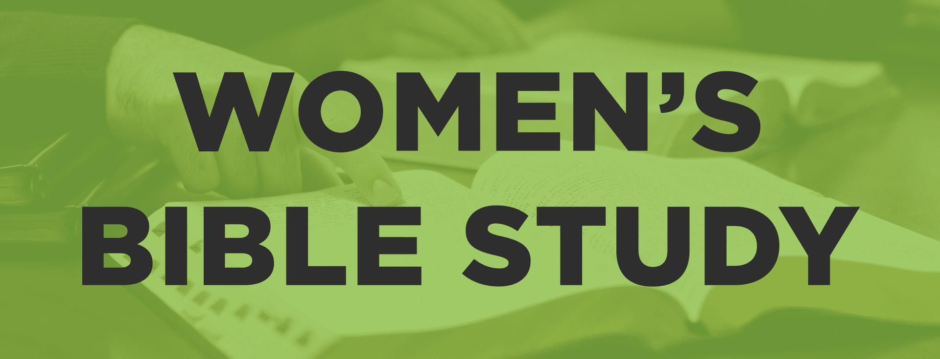 Women's Bible Study - Mobile